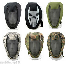 Airsoft Paintball Wire Mesh Fencing Full Face Mask Guard War Games Sport Hunting