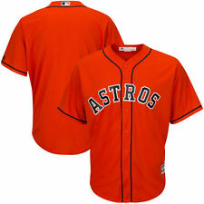 Majestic Houston Astros Multi Big & Tall Cooperstown Cool Base Jersey