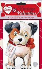15 Vintage Valentines: A Valentine for Everyone 15 Die-Cut Card... 9781595833297