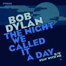 "Bob Dylan - The Night We Called It A Day (Blue) (NEW 7"" VINYL) RSD 2015"