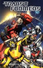 Transformers Robots in Disguise TPB (2012- IDW) 1st Edition #1-REP NM