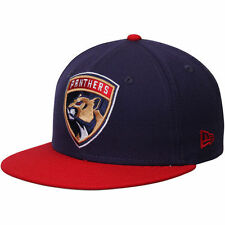 New Era Florida Panthers Navy/Red 2-Tone 59FIFTY Fitted Hat