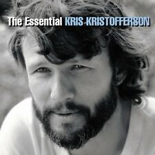 KRIS KRISTOFFERSON-THE ESSENTIAL KRIS KRISTOFFERSON-CD COLUMBIA NEW