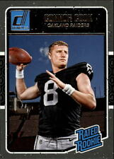 2016 Donruss #360 Connor Cook RR RC