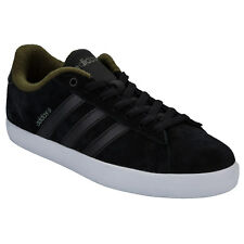Mens adidas Neo Derby St Trainers In Black From Get The Label