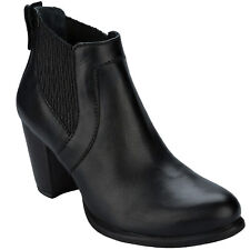 Womens Ugg Australia Cobie Ii Leather Boots In Black- Water Resistant