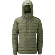 Rab Escape Synergy Pull On Mens Jacket Synthetic Fill - Army All Sizes