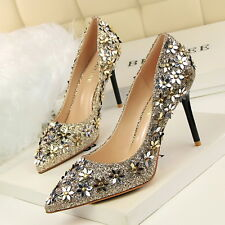 Korean Elegant Sweet Girl High-heeled Shoes Shallow Mouth Pointed Shoes Fashion