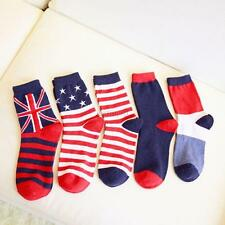 Hot New Men Cotton Ankle Socks Low Cut Crew Breathable Casual Sport Socks 1 Pair