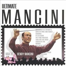 Ultimate Mancini by The Ultimate Mancini Orchestra/Henry Mancini, Henry...