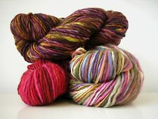 Manos Clasica Gorgeous Space Dyed Yarn- Pick Your Color! Hand Spun 100% Wool