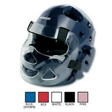 Century Full Head Gear with Face shield Mask Sparring head Gear  c11427
