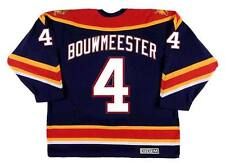 JAY BOUWMEESTER Florida Panthers 2003 CCM Vintage Throwback NHL Hockey Jersey