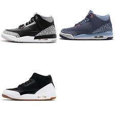 Nike Air Jordan 3 III Retro Kids Girls Basketball Shoes Sneakers AJ3 Pick 1