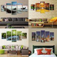Large Canvas Modern Home Living Room Decor Oil Painting Picture Print No Frame