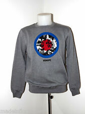 SWEATSHIRT RICHMOND MERC LONDON S M L CREWNECK LONG SLEEVE CREW NECK SWEAT
