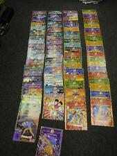set of Jackie Chan adventures comic books including the special comic