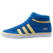 adidas Americana Vin Mid Blue Men's Shoes Sneakers Skate shoes leather new