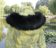 Faux Fox Fur Collar Scarf Shawl Women's Charming Wrap Chic Style Stole Scarves