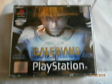 Vintage Retro PS1 Playstation One 1 game   Galerians