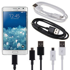 5pin Micro USB Charger Charging Sync Data Cable Cord For Samsung HTC Motorola LG