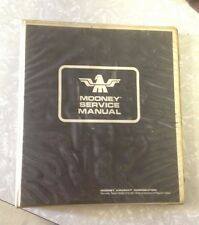 MOONEY M20J SERVICE MANUAL