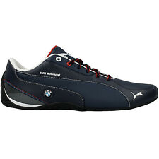 Puma Drift Cat 5 Bmw Nm Men's Shoes Motorsports Sneakers Team Blue leather new