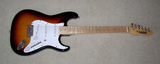 NEW AweSome Custom Stratocaster Strat Style Guitar 35 Tones Compound Radius Neck