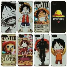 Anime One Piece Luffy chopper hard cell phone Case Cover for iPhone 4S 5 5s P75
