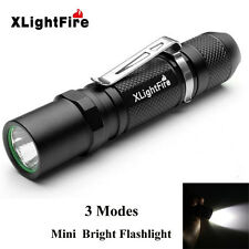 300LM CREE XP-G2 LED 3 Modes LED Tactical Flashlight Torch Bright Lamp Portable