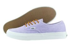 Vans Authentic Slim VN-0QEVC83 Washed Canvas Casual Shoes Medium (B, M) Women