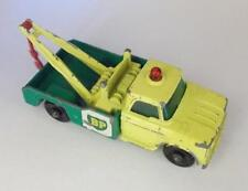 """Vintage """"Matchbox"""" Series No. 13 Dodge Wreck Truck~Made in England By Lesney"""