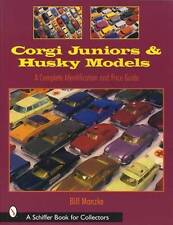 Vintage Corgi Juniors & Husky Models Diecast Cars Collector Guide 1964-Today