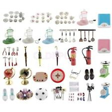 1:12 Dolls House Miniature Kitchenware/Cookware/Balance for Home Kitchen ACCE