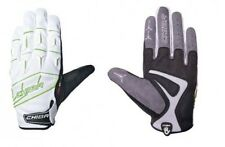 CHIBA Rider 30701 Cycling gloves, Downhill MTB Cross, White, various Sizes