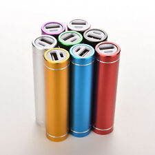2600mAh USB Power Bank Box Portable External Battery Charger For Mobile Phone