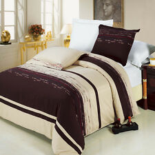 Full/Queen Silky-soft Embroidered Clarice 3PC Duvet Cover Set 100% Cotton