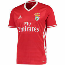 adidas Benfica Red/White Home Jersey -