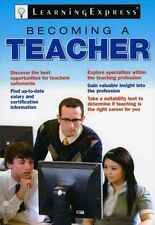Becoming a Teacher by Learning Express LLC (Paperback / softback, 2009)
