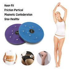 Fitness Twist Board Massage Figure Twister Disc Waist Magnetic Therapy Exercise
