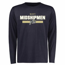 Navy Midshipmen Navy Team Strong Long Sleeve T-Shirt - College
