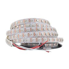 1/5M 74 Pixels/m Addressable Full Color WS2812B WS2811 5050 RGB Pixel LED Strip
