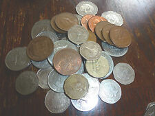 VARIOUS JERSEY COINS 1p 2p 5p 10p 20p 50p £1 COIN HUNT YOUR CHOICE *FREE POST*