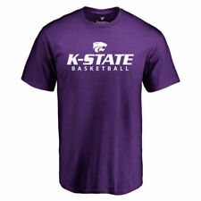 Kansas State Wildcats Purple Kansas State Basketball T-Shirt - College