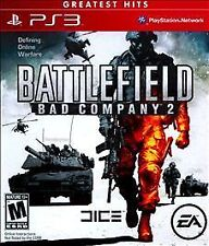 Battlefield Bad Company 2 (Sony PlayStation 3 PS3, 2010) Greatest Hits DISC ONLY