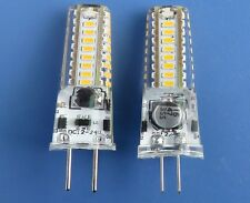 Dimmable G4/GY6.35(GX6.35) 36-3014SMD LED BULB AC12/DC12-24V Silicone Warm White