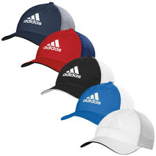 Adidas Golf 2017 Lightweight Climacool FlexFit Hat Cap Lightweight Breathable