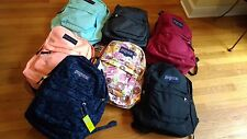 NWT,  $45 - $50. MSRP, Jansport Superbreak Backpack Book Bag 100% Authentic