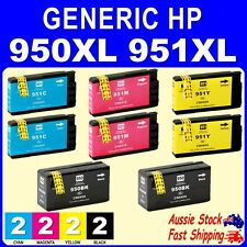 Generic Ink for HP 950XL HP 951XL Officejet Pro 8100 8600 8600 Plus Printer