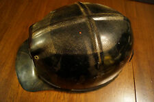 Antique MSA Comfo Cap Miners Low Vein Hard Hat Mining Helmet 7 1/4